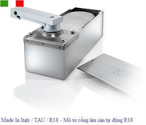 Mô tơ âm sàn tự động R18/R30/R40 - Tau