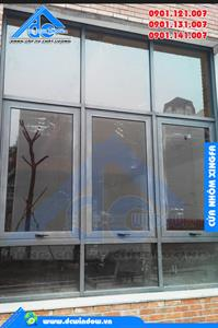 Cửa nhôm xingfa - cửa sổ mở hất