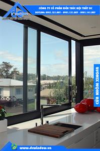 Cửa nhôm cao cấp - Cửa nhôm xingfa - Hệ cửa sổ