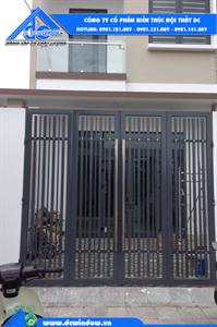 cửa sắt tại đà nẵng - CS01