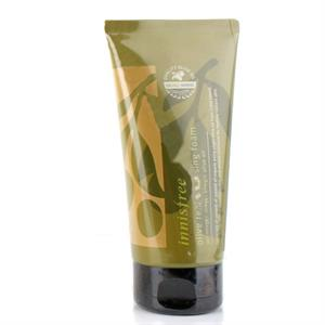 Olive Real Cleansing Foam Innisfree