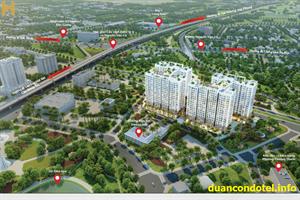 Chung Cư Hà Nội Homeland Long Biên