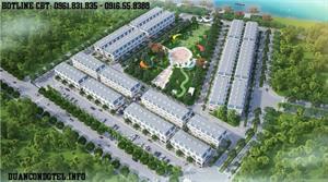 Liền kề Long Việt Riverside Mê Linh chỉ 2.1 tỷ/lô