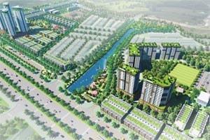 Biệt thự liền kề Hana Garden City - CEO Mê Linh