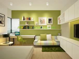 Thiết kế nội thất chung cư Mandarin Garden nhà anh Nhi