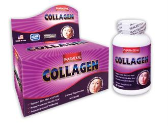Collagen pharmekal
