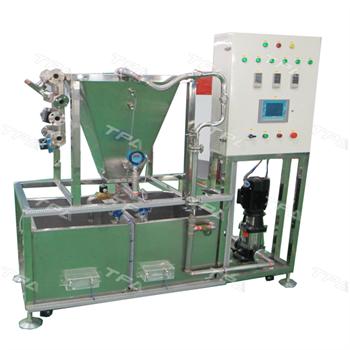 Mô hình thực hành lắp đặt, vận hành hệ thống đường ống áp lực TPAD.M0126
