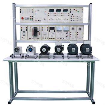 Bộ thực hành khảo sát các đặc tính của máy điệnPE.A1601
