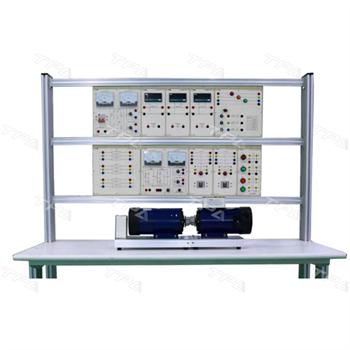 Bộ thí nghiệm khảo sát các đặc tính của động cơ một chiều PE.A1602