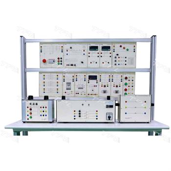 Bộ thực hành máy biến áp một pha, ba pha (máy điện tĩnh) PE.A0201