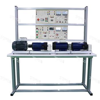 Bộ thí nghiệm tính thuận nghịch máy điện IE.A6501