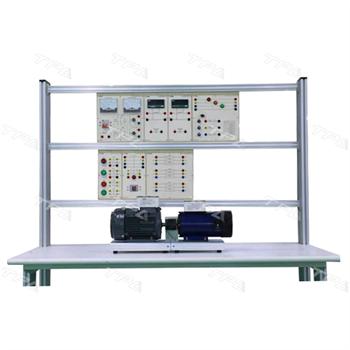 Bộ thí nghiệm máy phát điện 1 chiều IE.A6509