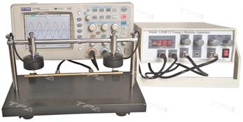 Thiết bị Modul Young (modul ứng suất) - Phương pháp cộng hưởng