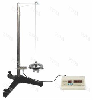 Thiết bị thực hành modul ứng suất cắt và moment quán tính quay