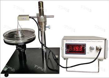 Thiết bị đo hệ số sức căng bề mặt của chất lỏng