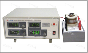Thiết bị thực hành đo công phát xạ của kim loại và điện tích riêng của electron