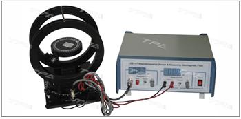 Thiết bị xác định điện tích riêng của electron - module nâng cao