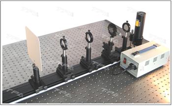 Bộ thi nghiệm quang học - Mô hình mở rộng