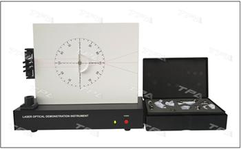 Bộ thí nghiệm ống kính quang học bằng laser