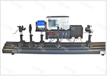Hệ thí nghiệm hiệu ứng quang từ của tinh thể