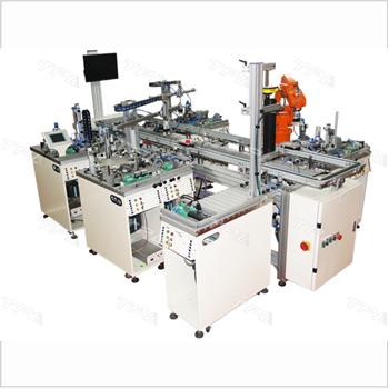Hệ thống thực hành lắp đặt - bảo trì hệ thống cơ điện tử