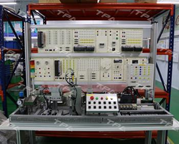 Mô hình đào tạo servo 1 trục - TPAD.M0901