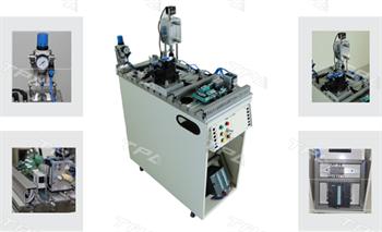 Mô hình đào tạo gia công thủy lực tự động (Hs)/ Automatic hydraulic machining training model (Hs)