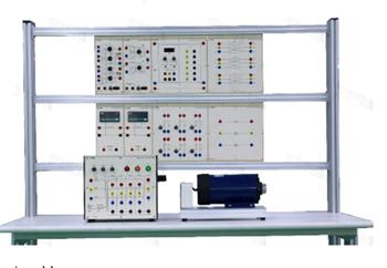 Bộ thí nghiệm chỉnh lưu công suất không điều khiển/ Non-controlable rectifier experiment module