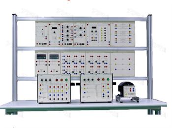 Bộ thí nghiệm chỉnh lưu công suất có điều khiển/ Controlable rectifier experiment module