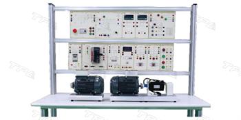 Bộ thí nghiệm Động cơ không đồng bộ/Asynchronous motors experiment table