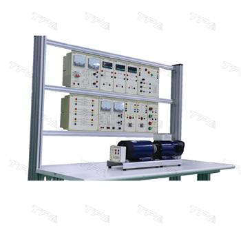 Bộ thí nghiệm Máy điện một chiều/Direct current motors experiment table
