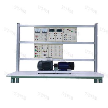 Bộ thí nghiệm Máy điện đồng bộ /  Synchronous machine experiment table