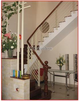 Mẫu cầu thang sắt số 32