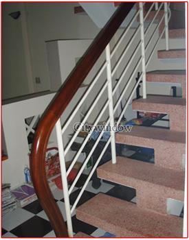 Mẫu cầu thang sắt số 26