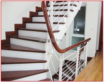 Mẫu cầu thang sắt số 08