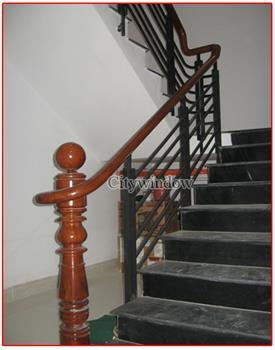 Mẫu cầu thang sắt số 31