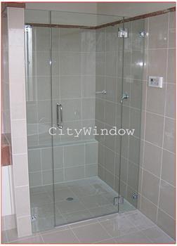 Vách tắm kính mẫu 18