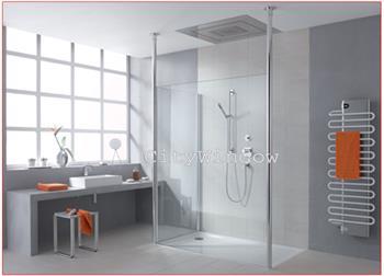 Vách tắm kính mẫu 12