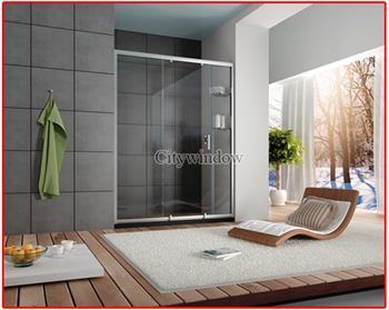 Vách tắm kính mẫu 07