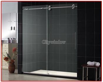 Vách tắm kính mẫu 06