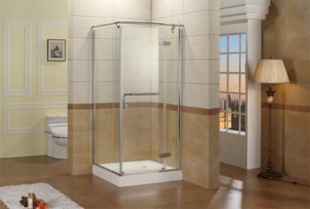 Vách tắm kính mẫu 03