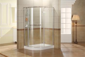 Vách tắm kính mẫu 02