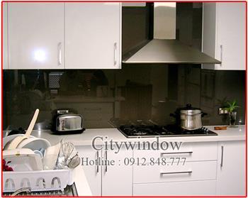 Kính màu - kính ốp bếp mẫu 02