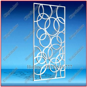 Mẫu hoa sắt cửa sổ - số 43