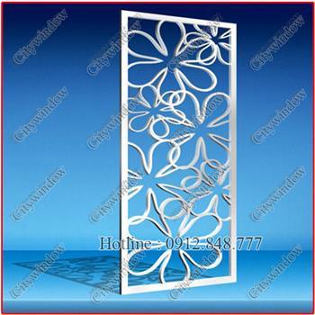 Mẫu hoa sắt cửa sổ - số 37