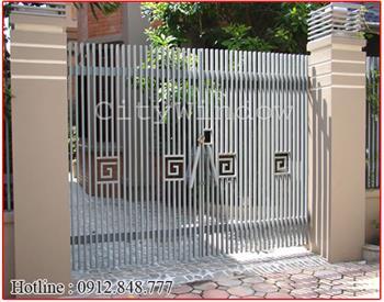 Mẫu cửa sắt - cổng sắt số 29