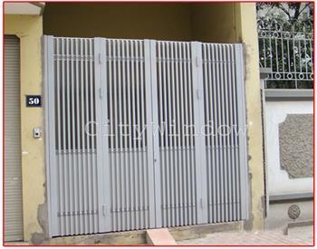 Mẫu cửa sắt - cổng sắt số 18