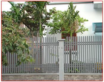 Mẫu hàng rào sắt số 43