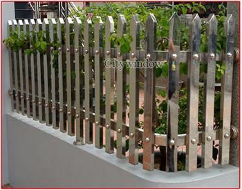 Mẫu hàng rào sắt số 35