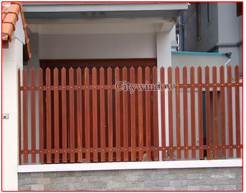 Mẫu hàng rào sắt số 26